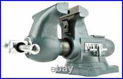 Wilton 1755 5-1/2 Tradesman Bench Vise withSwivel Base 63200