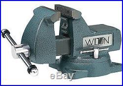 Wilton 21400 745 Series Mechanics Vise Swivel Base