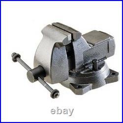 Wilton 21400 Mechanics Bench Vise, 745, 5 Jaw Width, 5-1/2 Jaw, Swivel Base