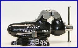 Wilton 2-1/2 825 Toddler Bullet Vise with Swivel Base