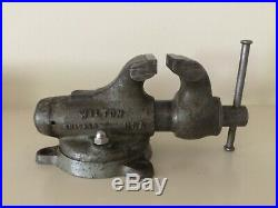 Wilton 2 Baby Bullet Vise with Swivel Base
