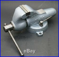 Wilton 300S Bullet Vise with Swivel Base & 3 Jaws Schiller Park USA Vice