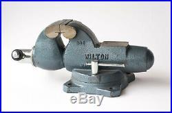 Wilton 300 3 Swivel Base Vise New Unused Condition Free Shipping