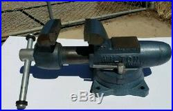 Wilton 350S 3-1/2 Swivel Base Machinist Vise Model # 10011