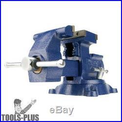 Wilton 4600 6-1/2 Multi-Purpose Mechanics Vise withSwivel Base 14600 NEW