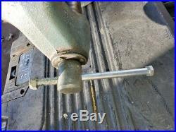 Wilton 63200/1755 Tradesman Vise USA swivel base pipe jaws 5 1/2 inch jaws