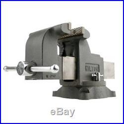 Wilton 63300 WS4, Shop Vise 4 with Swivel Base