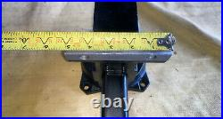 Wilton 645 Machinist Swivel Base Vise 5 Jaws Anvil Style Made in the USA MINT