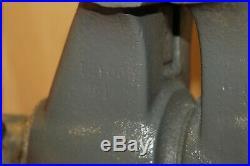 Wilton 6 Swivel Base Bench Bullet Vise 121033 # 1760