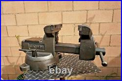Wilton 746 Combination Vise 6''jaws, With Swivel Base & Pipe Grips 61 Lbs Vice