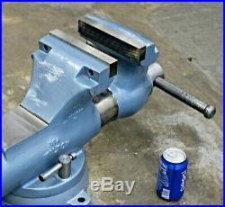 Wilton 800S Bullet Vise with Swivel Base & 8 Brand NEW Serrated Jaws Vice