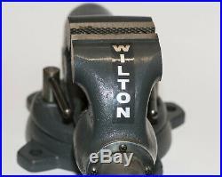 Wilton 9300 3 Jaw Swivel Base Bullet Vise NOS/NIB