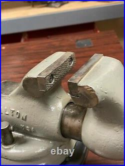 Wilton 9300 Bullet Vise 3Jaw Swivel Base USA