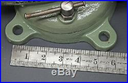Wilton 940S Bullet Vise with Swivel Base & 4 Brand NEW Serrated Jaws Vice