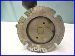 Wilton Baby Bullet 820 Vise 2 Jaws with Powrarm Junior Swivel Base