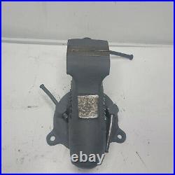 Wilton Baby Bullet Vise 2 1/2 Jaws & Swivel Base