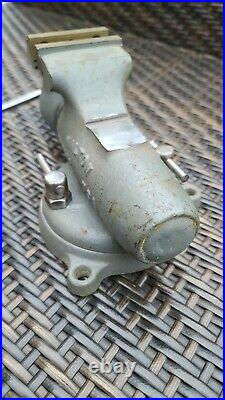 Wilton Baby Bullet Vise Swivel-Base 2.5 inch Jaws 1963 Stamp Date 825
