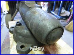 Wilton Bench Vice S400 Bullet swivel base vise. Machinest