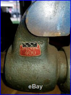 Wilton Bullet 400 Machinists Vise Swivel Base