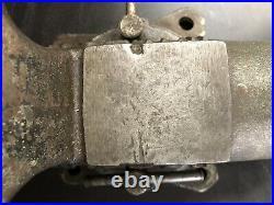 Wilton Bullet Bench Vise 3-1/2 Jaw Swivel Base 350S 101160