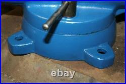 Wilton Bullet C3 Bench Vise Swivel Base & Anvil Machinist & Industrial