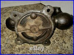 Wilton Bullet Vise 4 Early Patent Pending Model Dated 2-46. Swivel Base