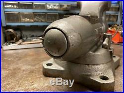 Wilton Bullet Vise 4 Swivel Base