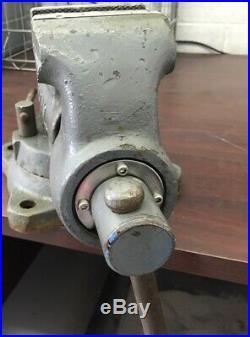 Wilton Bullet Vise 4 With Swivel Base Wilton Vise 4 101157 $300.00