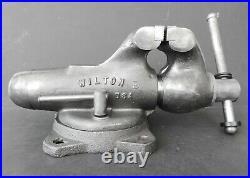 Wilton Bullet Vise 9300 with Swivel Base USA