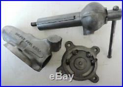Wilton Bullet Vise No. 4 Machinist Swivel Base 1941-1945
