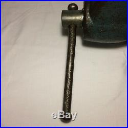 Wilton C1 Combination Pipe & Bench 4.5 Jaw Round Channel Swivel Base Vise