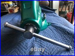Wilton C3 Bench Vise 6 Jaws Swivel Base, Restored, 9-97 Date, 200 lbs, USA Made