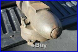 Wilton C3 Combination Bench Vise 6 Jaws Swivel Base VG Condition Nice