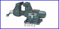 Wilton Corded Electric Vise Opening Tradesman Swivel Base Power Hand Tool New