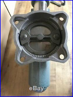 Wilton Machinist Vice, Swivel Base, 5 Better Than New! Look To See Why