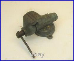 Wilton No. 820 Miniture Bullet Vise Swivel Base 2