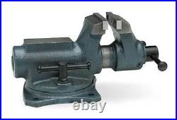 Wilton Sbv-100 4 Light Duty Combination Vise With Swivel Base