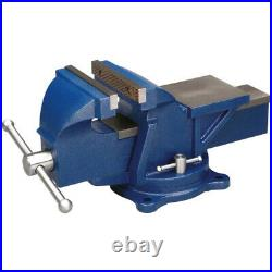 Wilton Tools 11105 General Purpose 5 Inch Wide Jaw Bench Vise with Swivel Base