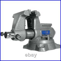 Wilton Tools 28810 4 1/2 Wide Jaw 4 Opening Swivel Base Pro Mechanic Work Vise