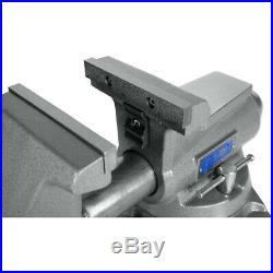 Wilton Tools 28811 5 1/2 Wide Jaw 5 Opening Swivel Base Pro Mechanic Work Vise