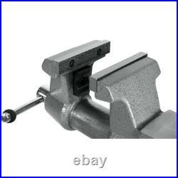 Wilton Tools 4 1/2 Wide Jaw 4 Opening Swivel Base Pro Work Vise (Open Box)