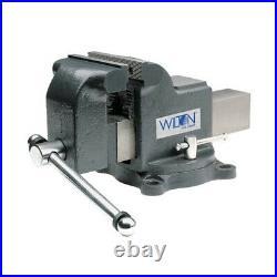 Wilton Tools 63300 4 Wide 4 Jaw Opening Steel Swivel Base Mechanics Vise