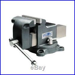 Wilton Tools 63301 5 Wide Jaw 5 Jaw Opening Steel Swivel Base Mechanics Vise