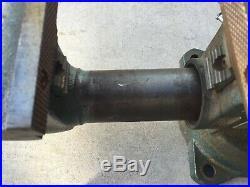 Wilton Tradesman 1745 Bullet Vise 4 1/2 Inch Swivel Base