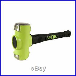 Wilton Tradesman 1765 Steel Swivel Base Anvil Work Vise with 4 Pound Sledge Hammer