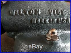 Wilton Vise No 3 With Swivel Base Chicago 3 USA