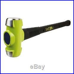 Wilton WS8 8 Inch Swivel Base Steel Bench Vise with 10 Pound Steel Sledge Hammer