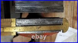 York No. 80A 3 Bullet Vise Crisp Wilton Precursor Swivel Base Infant Toddler