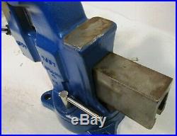 Yost 5 Heavy Duty Combination Pipe & Bench Vise Swivel Base-33-C
