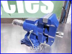 Yost Bench & Pipe Combination Vise, 5 Width x 5 Opening, Swivel Base & Head
